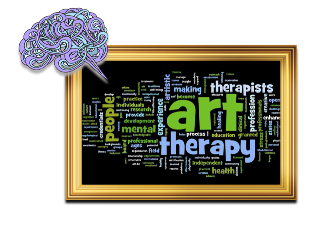 art therapy image