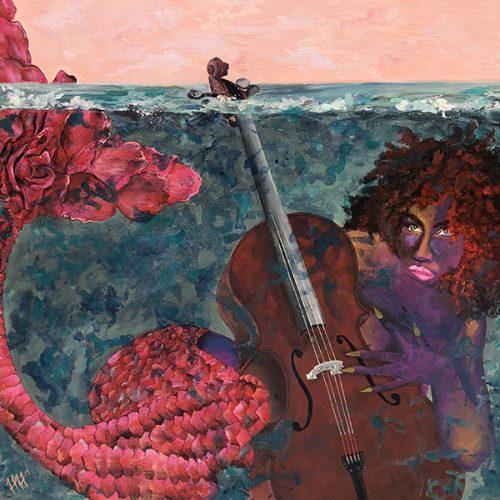 Mystical Efflorescence by Heather Hodgeman
