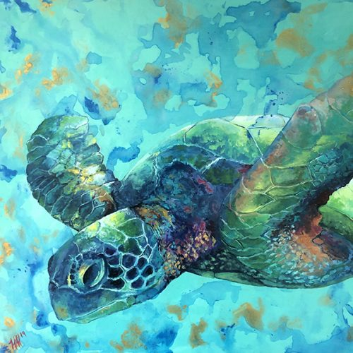 Jewel of the sea by Heather Hodgeman